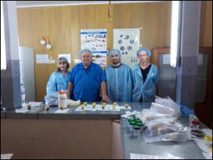 Veterinary hygiene, sanitatary and expertise